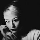Our Jen, film noir style by Peter Stone