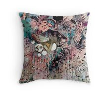 The Great Forage Throw Pillow