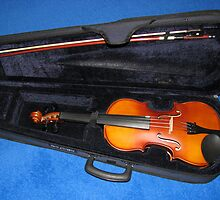My Violin by BlueMoonRose