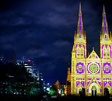 Lights of Christmas | Sydney 2011 by RedDash