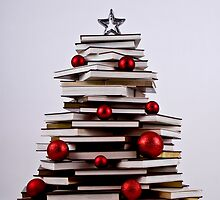 "XMAS BOOK TREE ~ OMG Sold  ""164"" of these YAY !!! by Nina  Matthews Photography"
