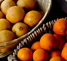 Oranges and Lemons .........its all the same  by Nina  Matthews Photography