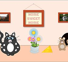 Our Home Sweet Home by Jaclyn Hughes