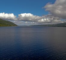 Loch Ness by tunna