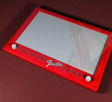 Fender Etch_A_Sketch by ANDIBLAIR