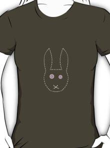 Handstitched pinkeyed bunny  T-Shirt