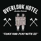 Overlook Hotel by SJ-Graphics