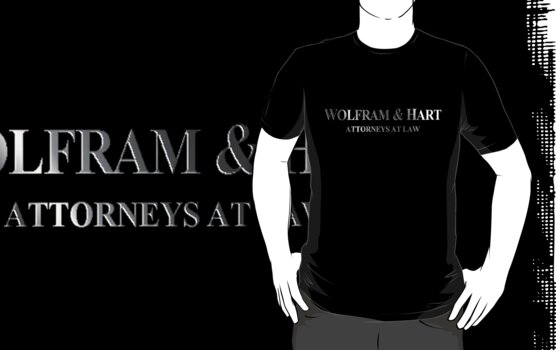 Wolfram & Hart by bethany9