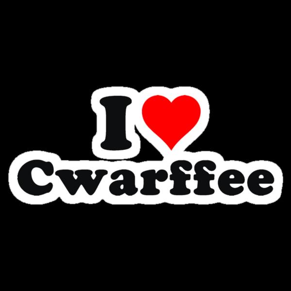 I love cwarffee! (coffee) by erndub