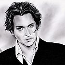 Johnny Depp by jos2507