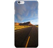 Southeast Utah, Indian Creek Rainbow iPhone Case/Skin