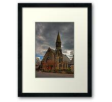 Kirknewton & East Calder Parish Church Framed Print