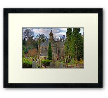 Parish Kirk of Mid-Calder Framed Print