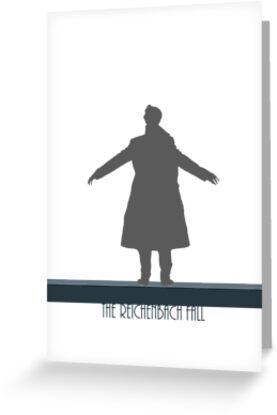 The Reichenbach Fall by CMDebauchery