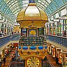 The Great Australian Clock at QVB by TonyCrehan