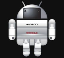 Asimo BugDroid by David Benton