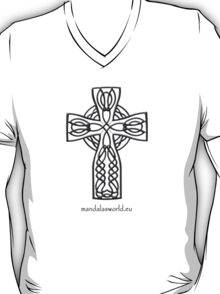 Celtic Cross n4 Dark T-Shirt