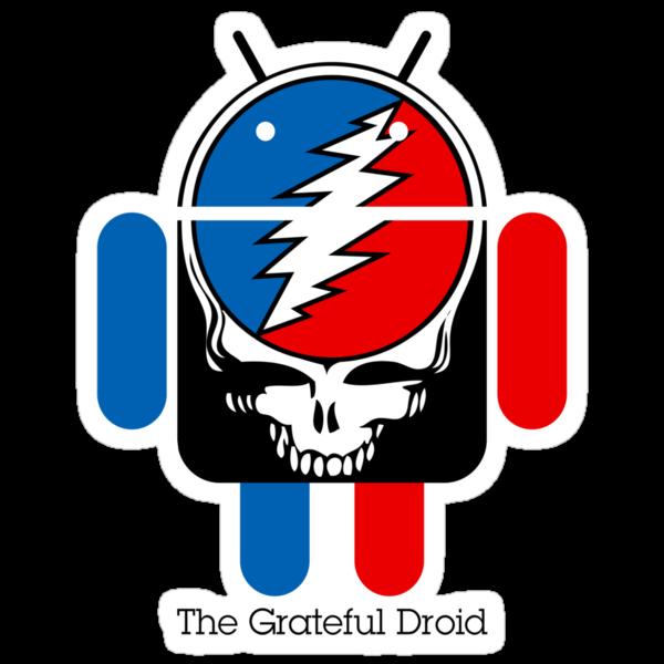 The Grateful Droid by David Benton