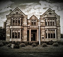 Gothic Revival for the Royal Engineers - HDR by TonyCrehan