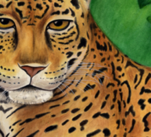 Jaguar (Panthera onca) Sticker