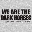 Dark Horses by maezors