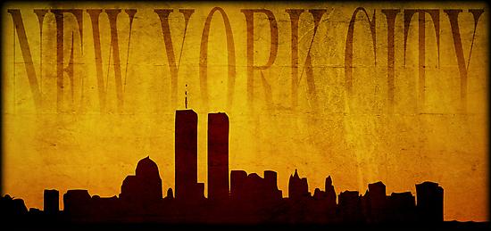 New York City by RickyBarnard