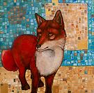 The Sacred Observer (The Red Fox) by Lynnette Shelley