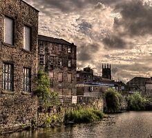 Leeds and Liverpool Canal by David John Atkinson
