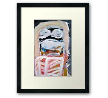 Orpheus--detail 1 Framed Print