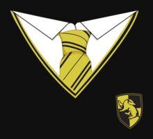Hufflepuff Uniform by cearanissa