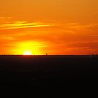 Wispy Sunset by Stuart Hagan