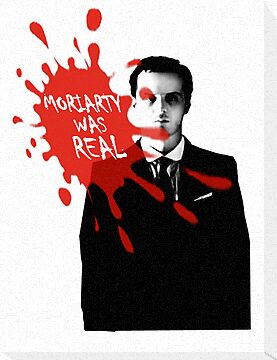 Moriarty Was Real - Jim - Sherlock BBC by cyaxares