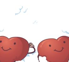 DREAMY HEARTS Sticker