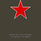 Red Star Unite Together by Mitchthe