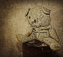 Big Ted - The Keeper of Secrets by Tam  Locke