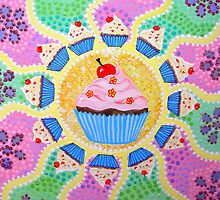 Cupcake by Corrina Holyoake