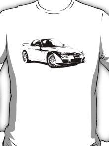 Mazda RX7 T-Shirt