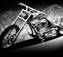 Custom bike by cjsphoto