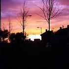 Sunset by KaMorgan
