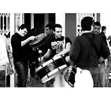 The Clash .. Photographic Print
