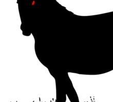 Shadowmere (Skyrim) Sticker