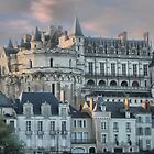 The Chateau Amboise on High by cullodenmist