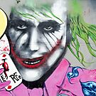 Graffiti Joker by yurix