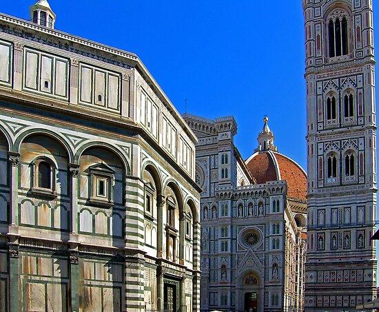 Piazza del Duomo by Tom Gomez