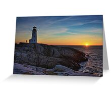 Solitude Standing Greeting Card