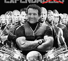 Expendabulls by Barnsey