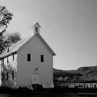 Boxley Baptist Church, Boxley Valley, Arkansas by DonCondley