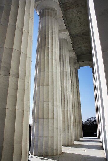 Presidential Pillars by tech12