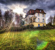 Villa Kraemerstein by Luke Griffin