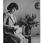♥ ♥ ♥ ♥  My Mum   ♥ ♥ ♥ ♥ . a.d.1963 . by Brown Sugar. #  Favorites: 2 Views: 92 . Aw thanks very much friends ! by AndGoszcz